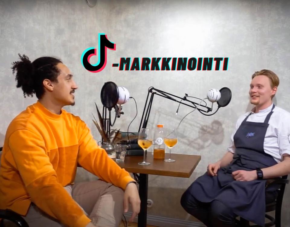 Lauri Kaivoluodon vinkkejä TikTok-markkinointiin