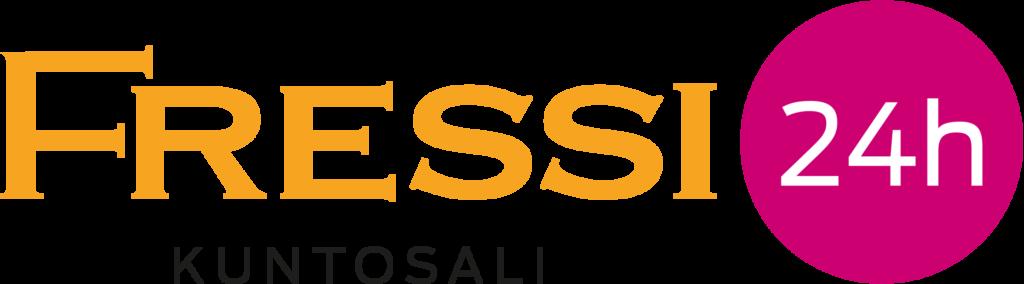 Fressi24h kuntosali logo, Markkinoinnin Kumppani Makum